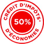 logo-50-pourcent-credit-impots-happy-menage-martinique-guadeloupe-guyane-repassage-covid-coronavirus